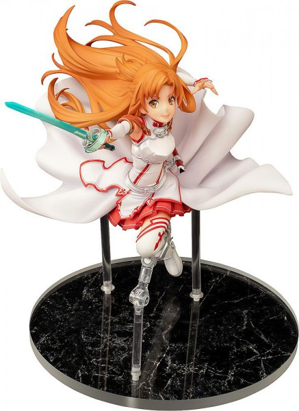 Sword Art Online Ordinal Scale - Asuna Statue / The Flash Version: AquaMarine