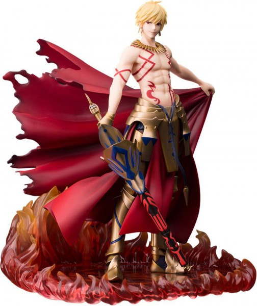 Fate/Grand Order - Archer/Gilgamesh Statue: Myethos