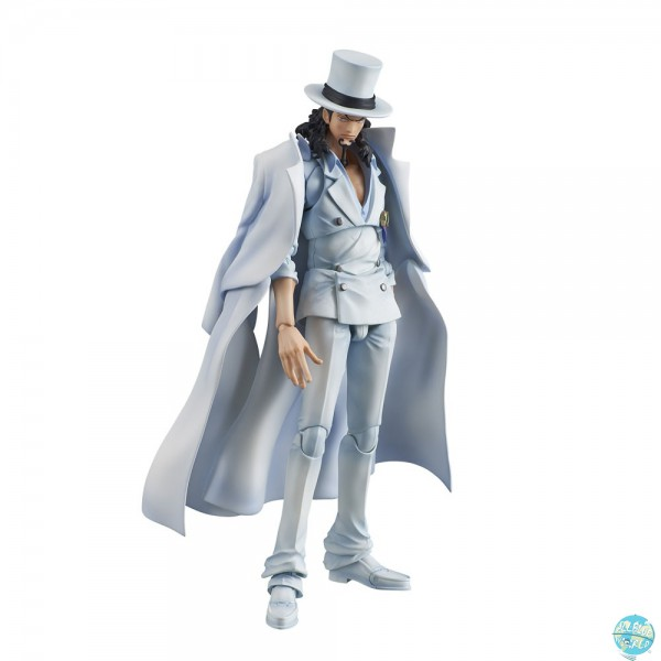 One Piece - Lucci Actionfigur - Variable Action Heroes: MegaHouse