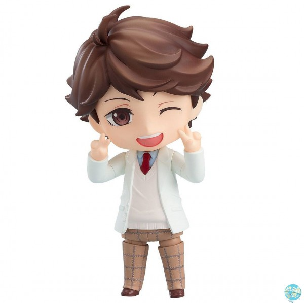Haikyu!! - Toru Oikawa Nendoroid / School Uniform Version: Orange Rouge