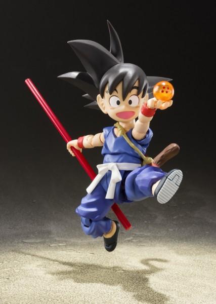Dragonball - Kid Goku Actionfigur / S.H.Figuarts - Event Exclusive Color: Bandai