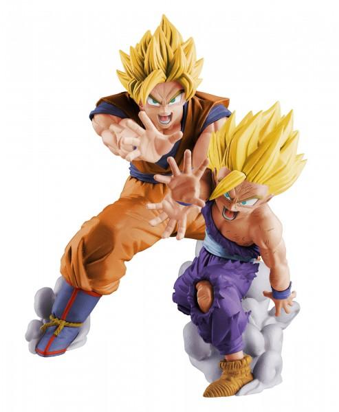 Dragonball Z - Goku & Gohan Figur / VS Existence: Banpresto