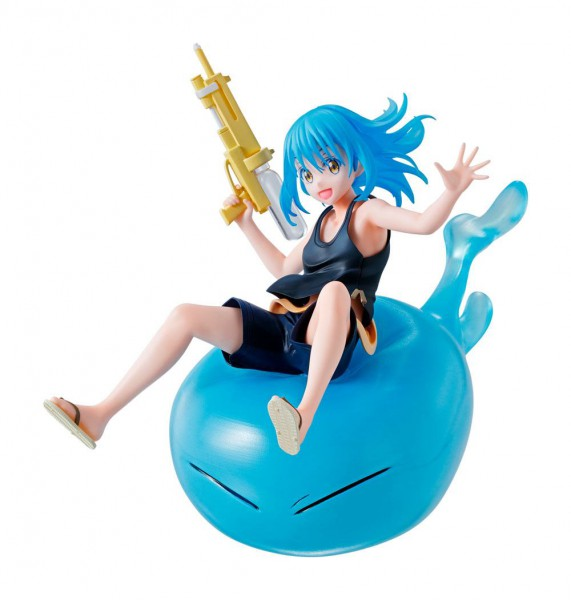 That Time I Got Reincarnated as a Slime - Rimuru Figur /Ichibansho: Bandai Ichibansho