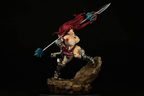 Fairy Tail - Erza Scarlet Statue / The Knight Version - Refine 2022: Orca Toys