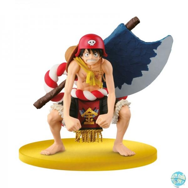 One Piece Film Gold - Ruffy Figur - SCultures / Colosseum Championship Version: Banpresto