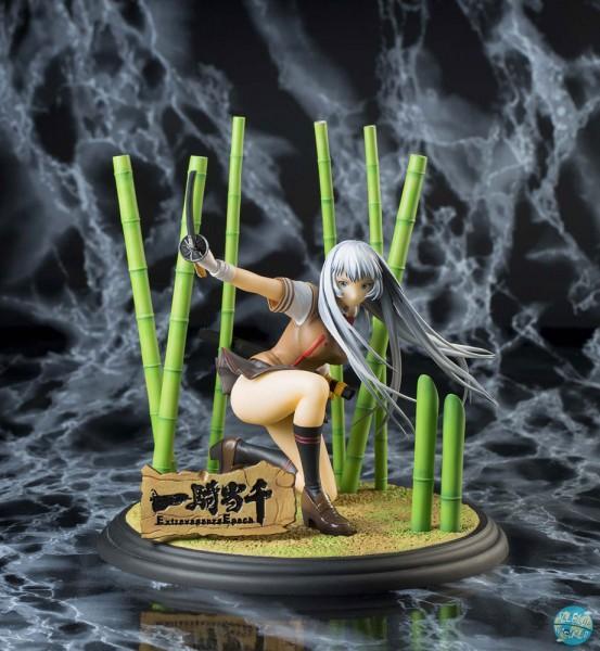 Ikki Tousen Extravaganza Epoch - Shiryuu Chou'un Statue: New Vision Toys
