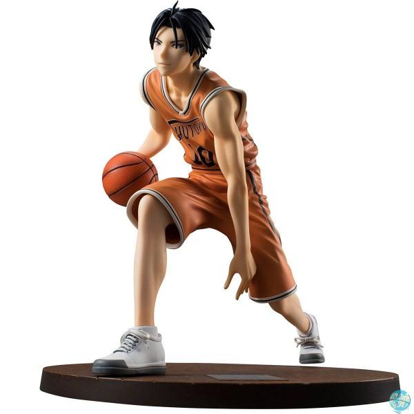 Kuroko no Basuke - Takao Statue - Orange Uniform Version: MegaHouse