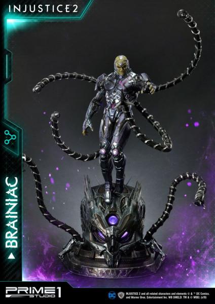 Injustice 2 - Brainiac Statue: Prime 1 Studio