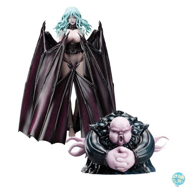 Berserk Movie - Figma Slan & figFIX Conrad Actionfiguren: FREEing
