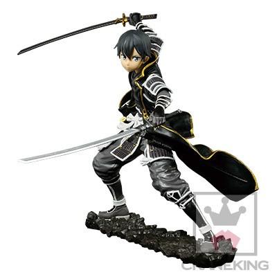 Sword Art Online Code Register - Kirito Figur / EXQ: Banpresto