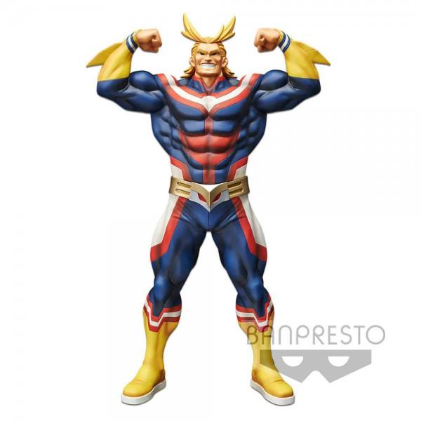 My Hero Academia - All Might Figur / Grandista: Banpresto