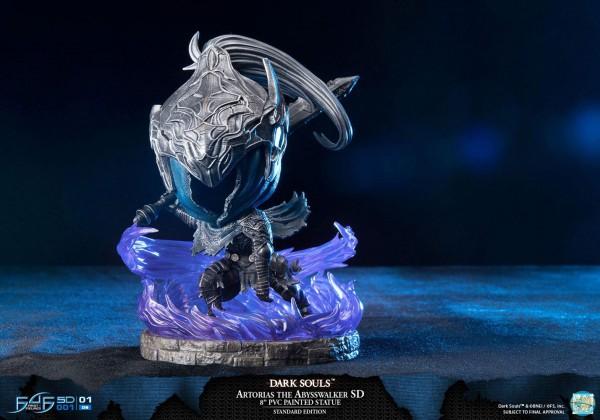 Dark Souls - Artorias der Abgrundschreiter Statue / Super Deformed Version: First 4 Figures