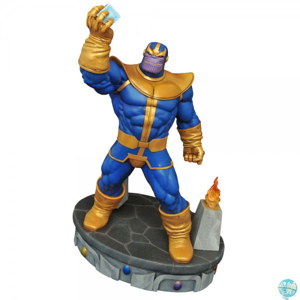Marvel - Thanos Statue / Premier Collection: Diamond Select