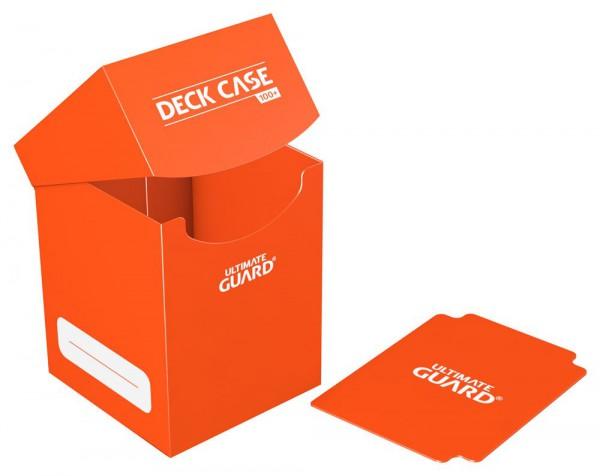 Ultimate Guard - Deck Case 100+ / XenoSkin Orange