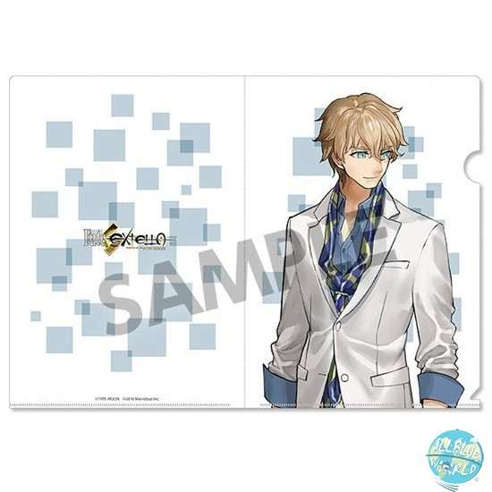Fate/Extella - Mappe A4 Transparent - Gawain: Hobby Stock