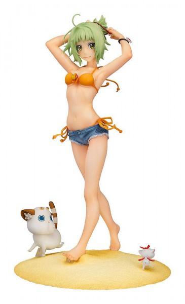 Amanchu! Advance - Hikari Kohinata Statue / Swimsuit Style: AquaMarine