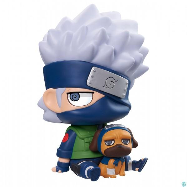 Naruto Shippuden - Kakashi & Packun Figur: MegaHouse