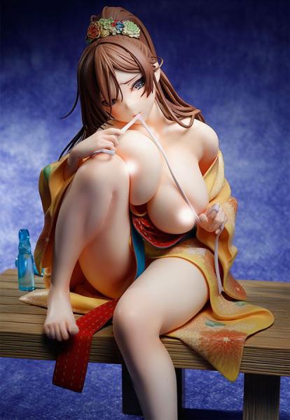 Original Character -Fuka Kirihara Statue / by Pyon Kichi: FROG