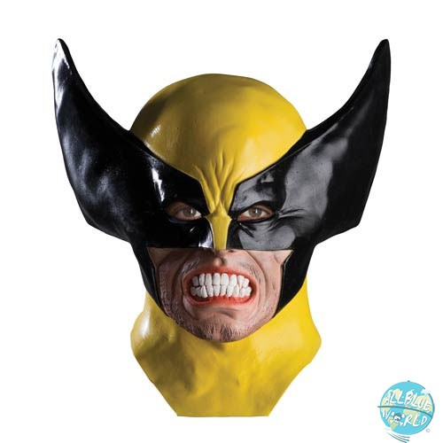 Marvel Comics - Wolverine Latex-Maske: Rubies