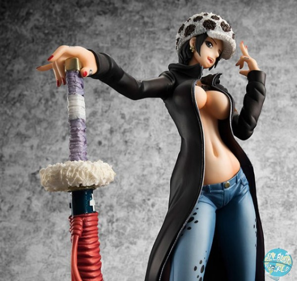 One Piece - Trafalgar Law - Excellent Model P.O.P / I.R.O: MegaHouse