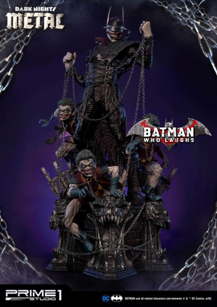 Dark Nights: Metal - Batman Who Laughs Statue: Prime 1 Studio