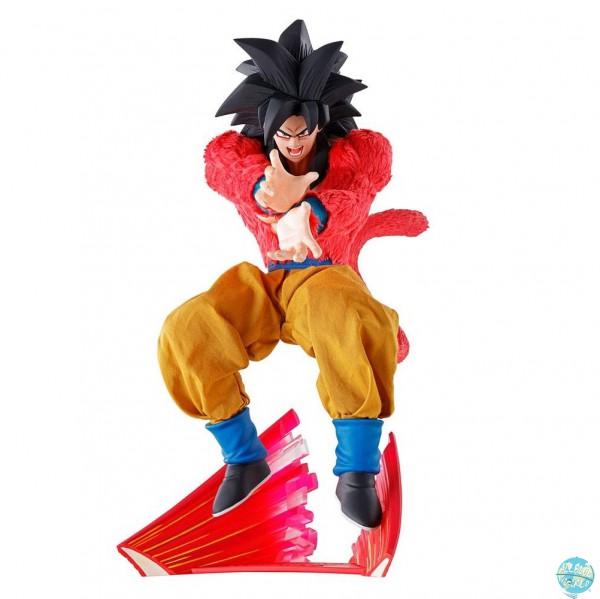 Dragonball Z - SSJ4 Son Goku Statue - D.O.D.O.D.: MegaHouse