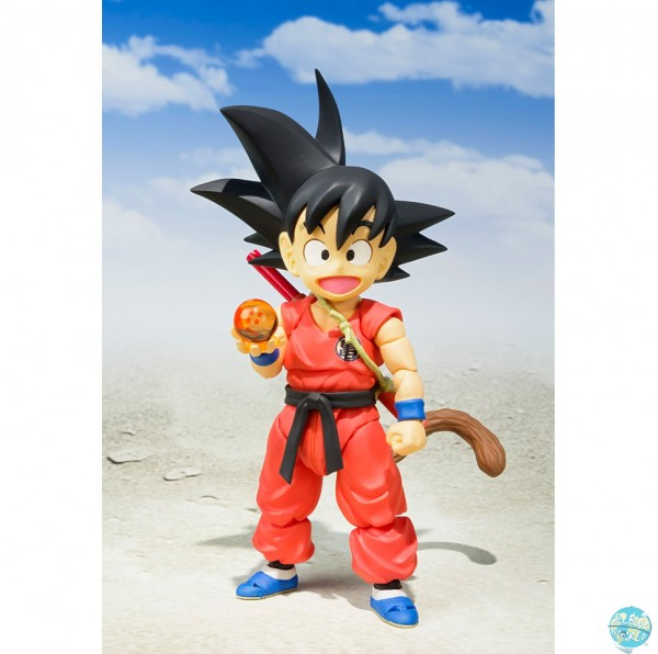 Dragonball Z - Kid Son Goku Actionfigur - S.H.Figuarts: Bandai