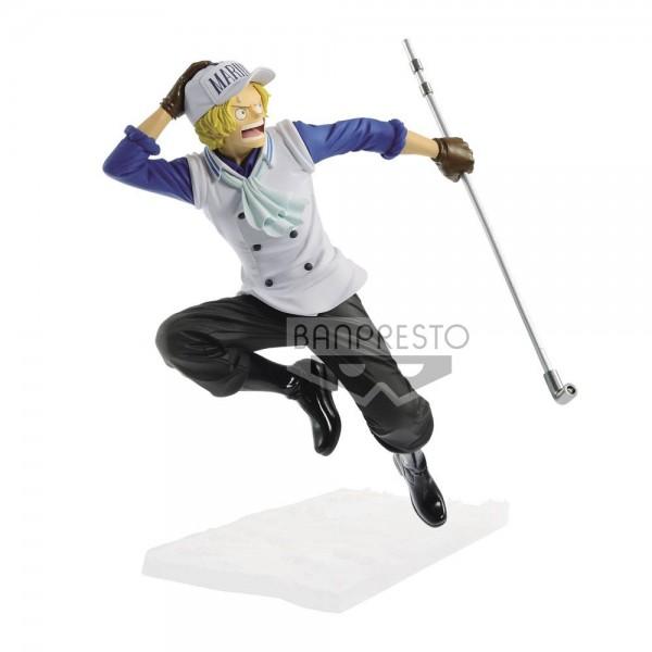 One Piece - Sabo Figur / Magazine: Banpresto