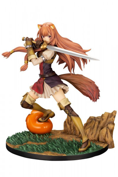 The Rising of the Shield Hero - Raphtalia Statue: Kotobukiya