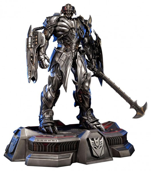 Transformers The Last Knight - Megatron Statue: Prime 1 Studio