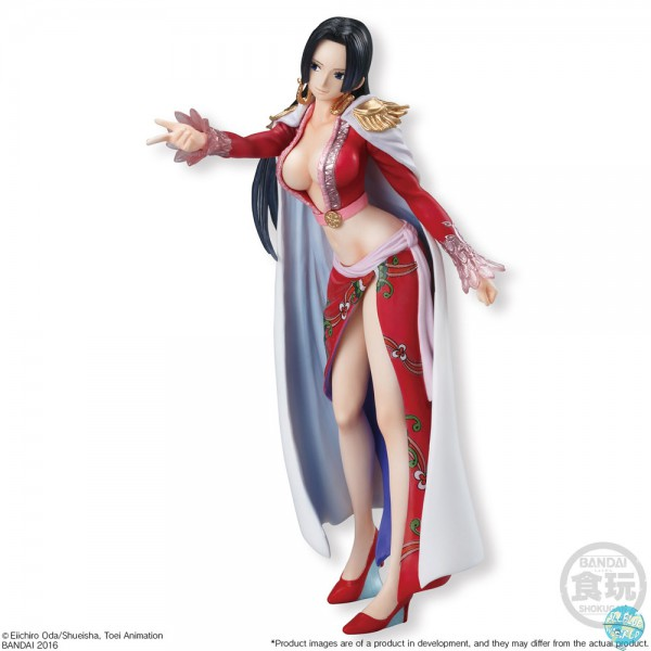 One Piece - Boa Hancock Figur - Styling Girls: Bandai
