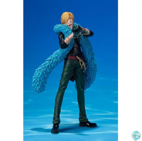 One Piece - Sanji Figur - FiguartsZERO / 20th Anniversary: Bandai