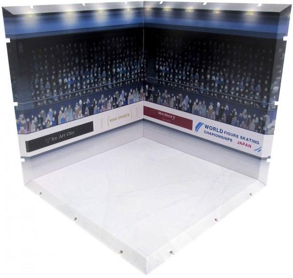 Dioramansion 150 - Eishalle / Zubehör-Set: PLM