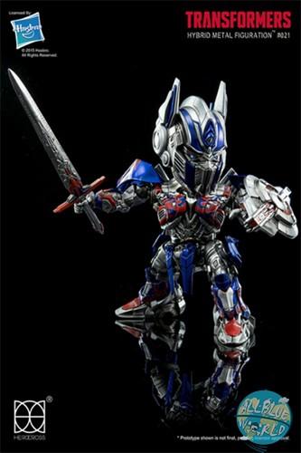 Transformers AOE - Optimus Prime Actionfigur - HYBRID AF: Herocross