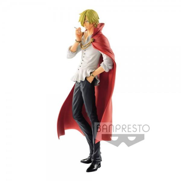 One Piece - Sanji Figur - Glitter & Brave: Banpresto