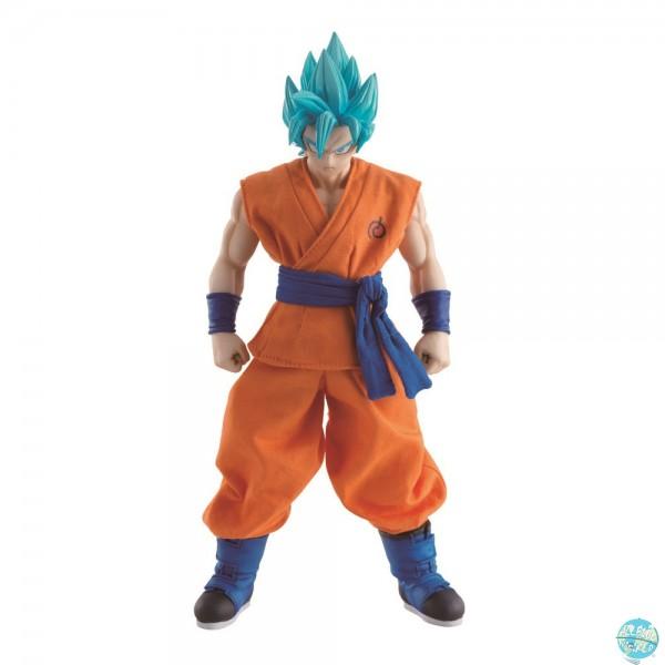Dragonball Super - SSGSS Son Goku Statue - D.O.D.: MegaHouse