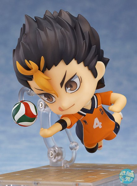 Haikyu!! - Yu Nishinoya Actionfigur - Nendoroid: Good Smile Company