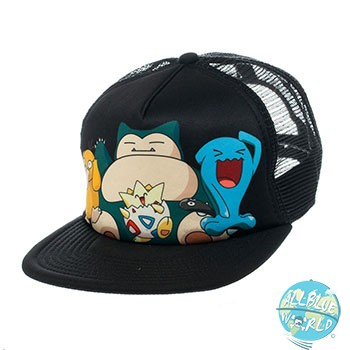 Pokemon - Characters II Trucker Cap: Bioworld
