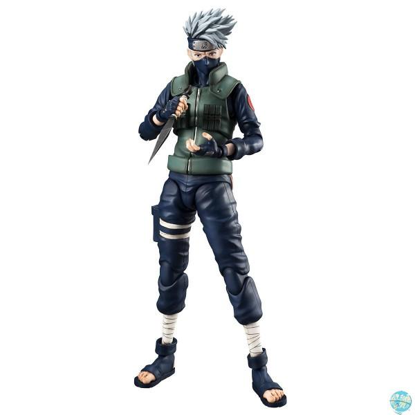 Naruto - Kakashi Actionfigur - V.A.H / DX: MegaHouse