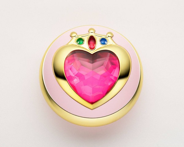 Sailor Moon - Sailor Chibi Moon Verwandlungsbrosche / Proplica - Web Exclusive: Bandai