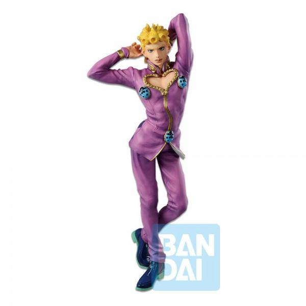 JoJo's Bizarre Adventure - Giorno Giovanna Figur / Ichibansho: Bandai Spirit