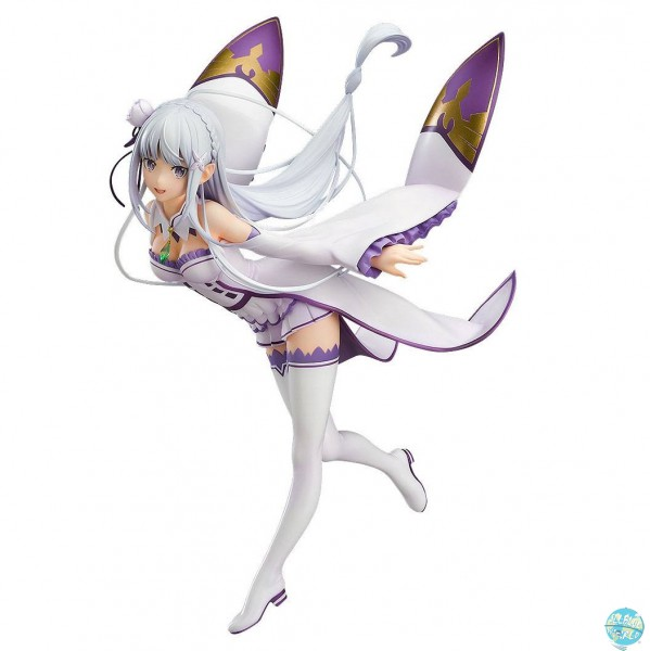Re:Zero Starting Life in Another World - Emilia Statue: Good Smile Company