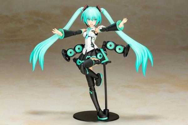 Hatsune Miku Actionfigur / Frame Arms Girl Plastic Model Kit: Taito