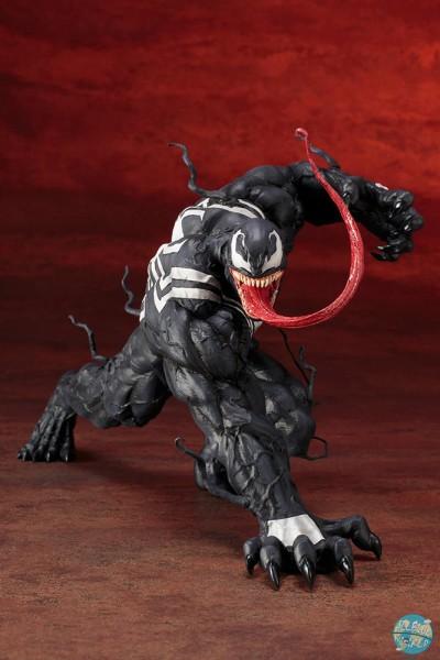 Marvel Now - Venom Statue - ARTFX+: Kotobukiya
