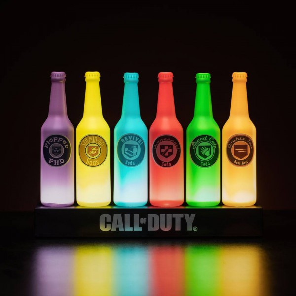 Call of Duty - Lampe / Six Pack: Paladone