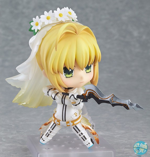 Fate/Extra CCC - Saber Actionfigur - Nendoroid: Good Smile Company