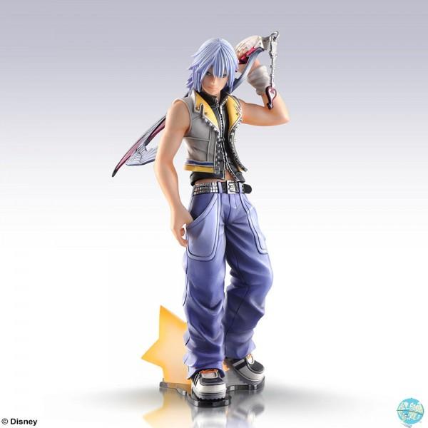 Kingdom Hearts II - Riku Statue - Static Arts: Square Enix
