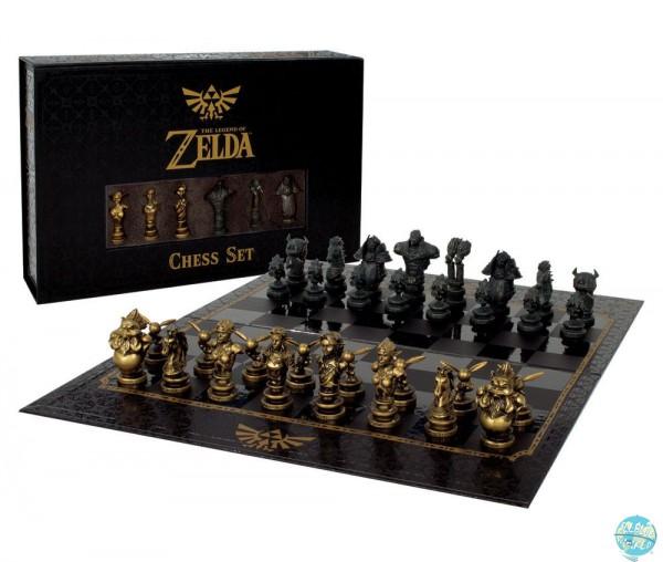The Legend of Zelda - Schachspiel / Collector's Set: USAopoly