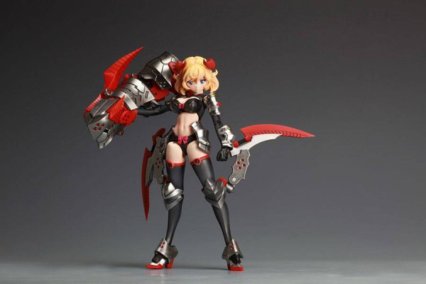 Dark Advent - Dragondress Sophia Plastic Model Kit / Volume 1: Alphamax