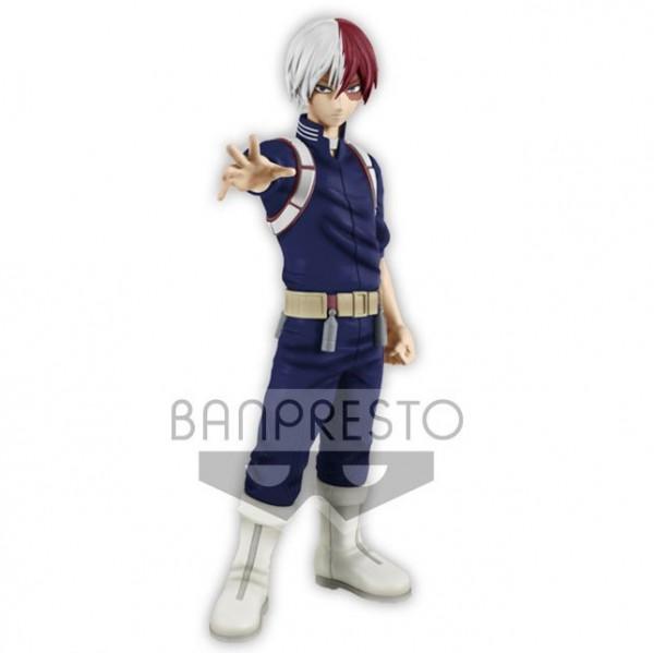 My Hero Academia - Todoroki Shoto Figur / DXF: Banpresto
